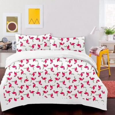 Комплект постельного белья бязь голд «Flamingo_1» евро Cosas