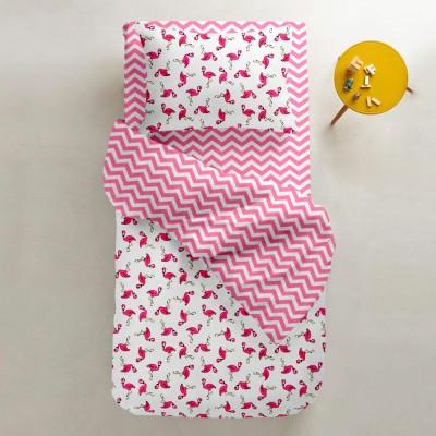 Комплект постельного белья бязь голд «Flamingo_zig» Cosas