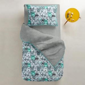 Комплект постельного белья бязь голд «Cats_Dots» Cosas