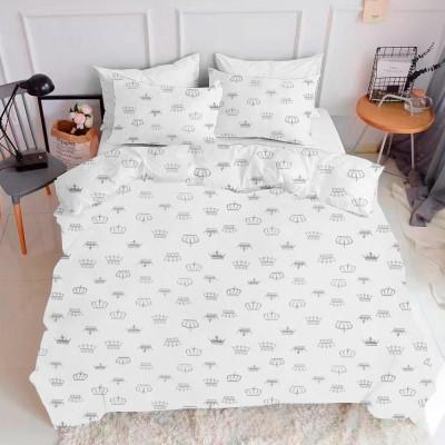 Комплект постельного белья бязь голд «Crown_1» евро Cosas