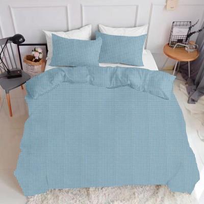 Комплект постельного белья ранфорс «CellBlue» Cosas