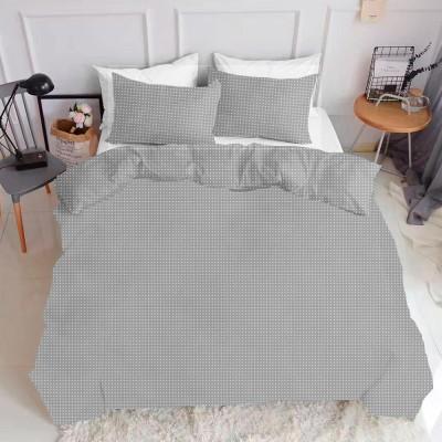 Комплект постельного белья ранфорс «Drop_Grey» Cosas