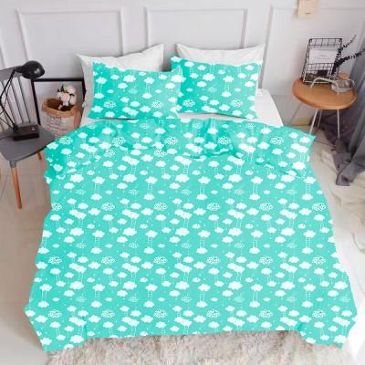 Комплект постельного белья ранфорс «CloudMint_White» Cosas