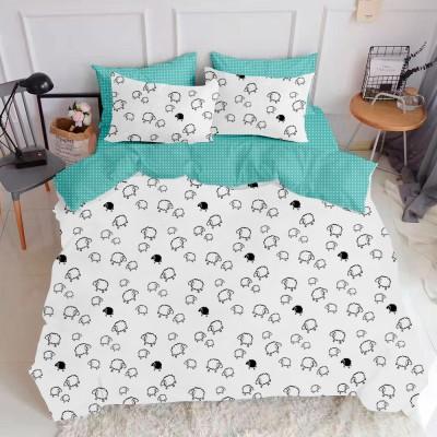 Комплект постельного белья бязь голд «Sheep» Cosas