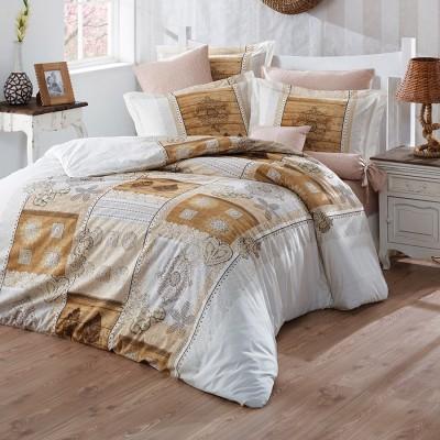 Комплект постельного белья Halley Home бязь «Pastel»