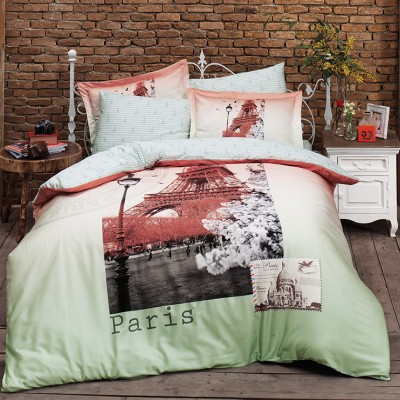 Комплект постельного белья Halley Home бязь «Paris»