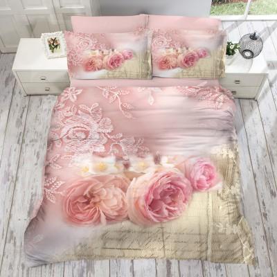 Постельное белье Gokay сатин 3D «Roses»