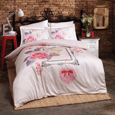 Комплект постельного белья Halley Home бязь «Sevgim»