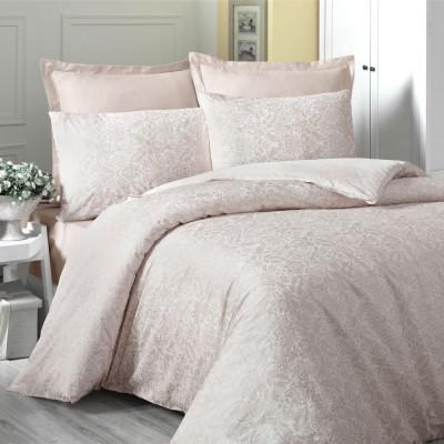 Комплект постельного белья ранфорс «Cream» Light House