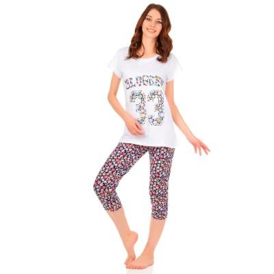 Комплект одежды «Ciliegia» белый Miss First