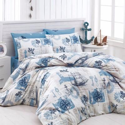 Комплект постельного белья бязь голд «Compass» Light House