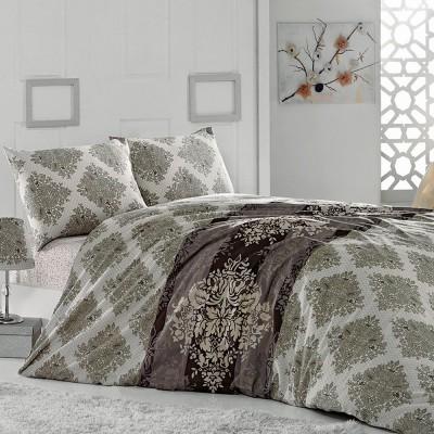 Комплект постельного белья бязь голд «Premier» беж Light House