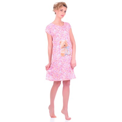 Комплект одежды «Calendula» розовый Miss First