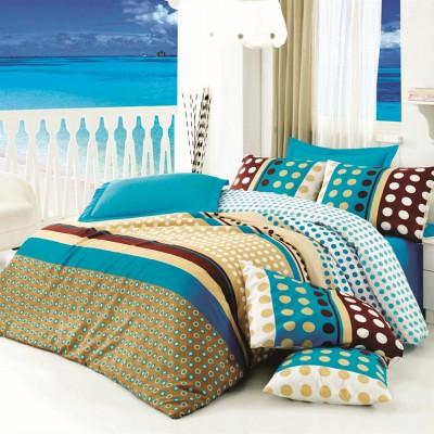 Комплект постельного белья бязь голд «Puanline» Light House