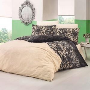 Комплект постельного белья ранфорс «Ajour» Light House