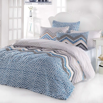 Комплект постельного белья бязь голд «Zigzag» Light House