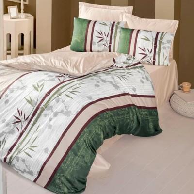 Комплект постельного белья сатин-жаккард «Anya» евро | Victoria