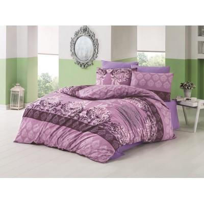 Комплект постельного белья ранфорс «Violet» Light House