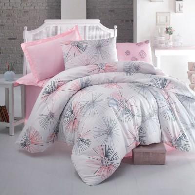 Комплект постельного белья ранфорс «Elissa» Luoca Patisca