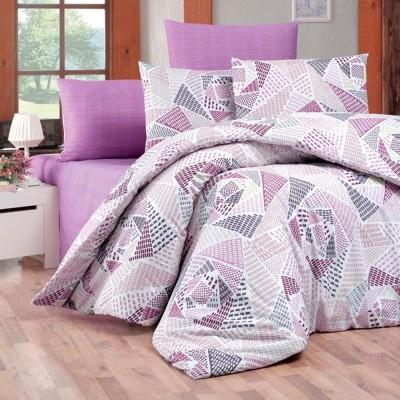 Комплект постельного белья бязь голд «Montana»евро | серень | Light House