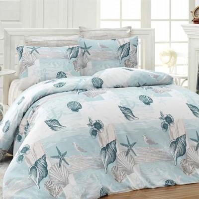 Комплект постельного белья бязь голд «SEA DREAM» Light House