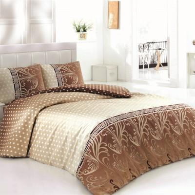 Комплект постельного белья бязь голд «Felicia» бежевый | Light House