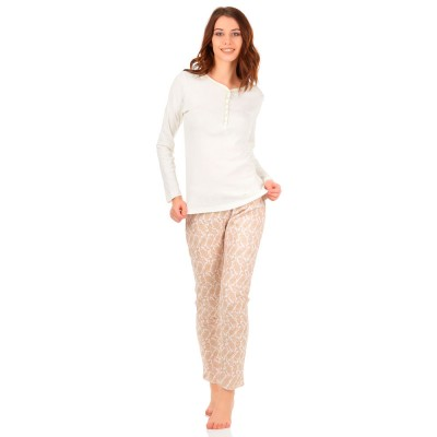 Комплект одежды «Alhasemi» крем-беж Nacshua