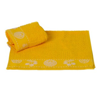 Полотенце кухонное «Meyve» желтый   Hobby