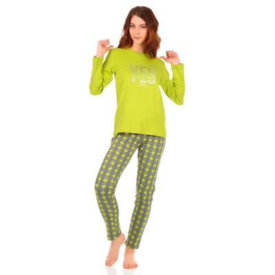 Комплект одежды «Frida» лайм Nacshua