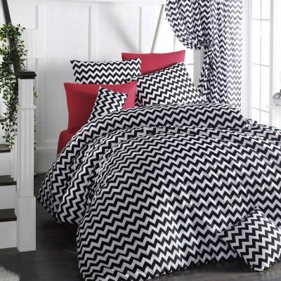 Комплект постельного белья бязь голд «Zebra» красный | Light House
