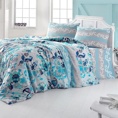 Комплект постельного белья бязь голд «Flower» голуб Light House