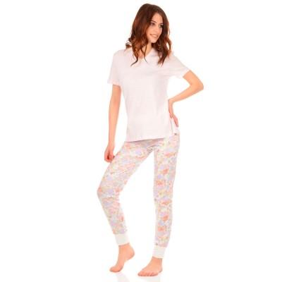 Комплект одежды «Glicine» розовый Miss First