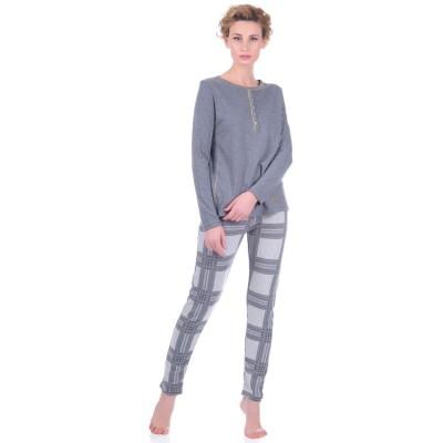 Комплект одежды «Merz» серый Nacshua