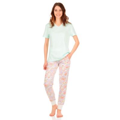 Комплект одежды «Glicine» салатовый Miss First