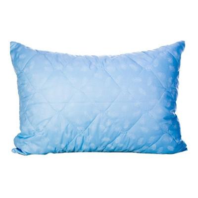 Чехол для подушки 50*70 голубой | Light House