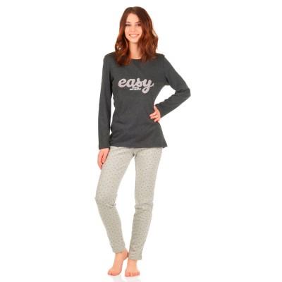 Комплект одежды «Nevelson» серый Nacshua