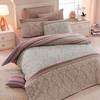 Комплект постельного белья ранфорс «Classic» Light House