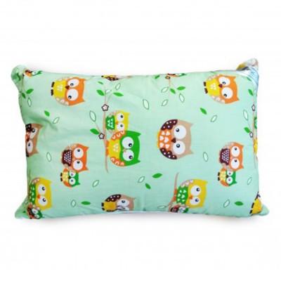 Подушкая детская Leleka Textile «Фаворит» светло-салатовая