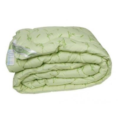 Одеяло Leleka Textile «Бамбук» салатовое