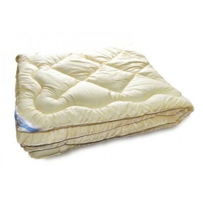 Одеяло Leleka Textile «Лебяжий пух» бежевое