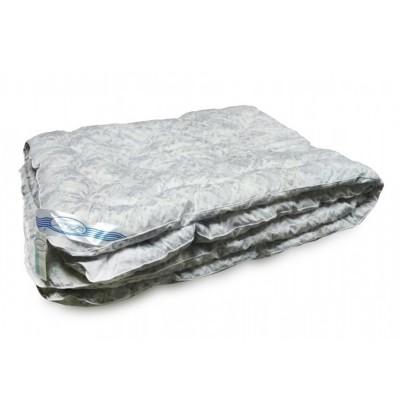 Одеяло Leleka Textile «Био пух» серое