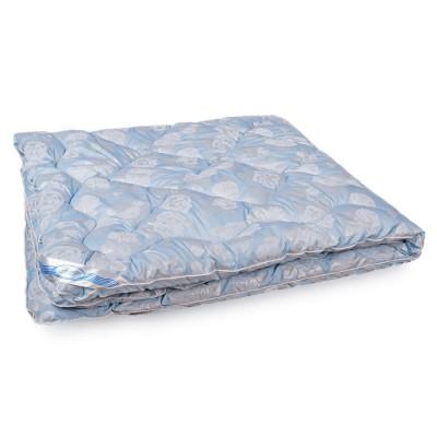 Одеяло Leleka Textile «Лебяжий пух» голубое