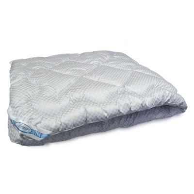 Одеяло Leleka Textile «Лебяжий пух» белый квадрат