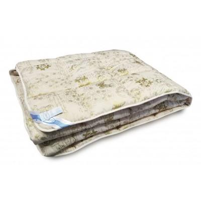 Одеяло Leleka Textile «Аляска шерсть» бежевое