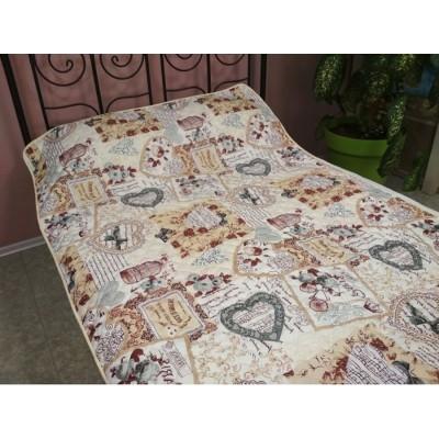 Одеяло-покрывало Leleka Textile «Полиэстер П-776»
