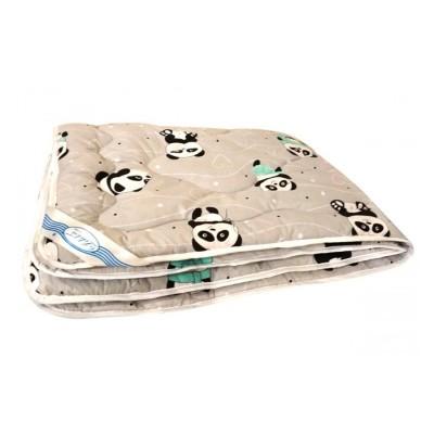 Одеяло детское Leleka Textile «Шерстяное» бежевое