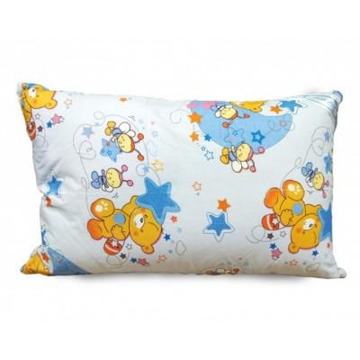 Подушкая детская Leleka Textile «Фаворит» голубая