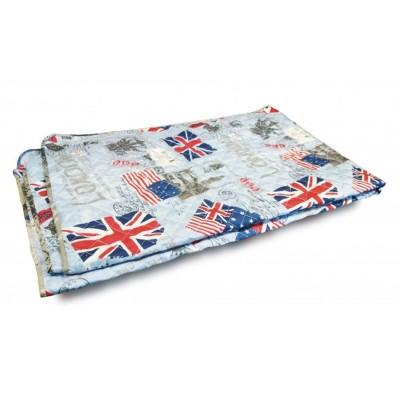 Одеяло-покрывало Leleka Textile «Полиэстер П-768»