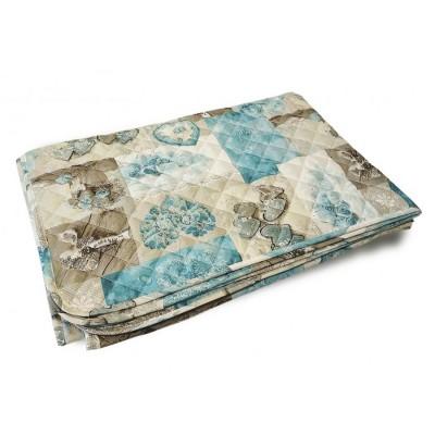 Одеяло-покрывало Leleka Textile «Полиэстер П-786»