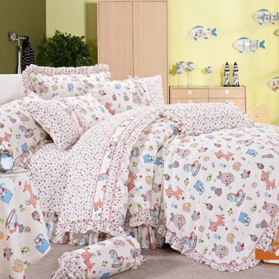 Детское постельное белье «Манеж CR 17016» в кроватку